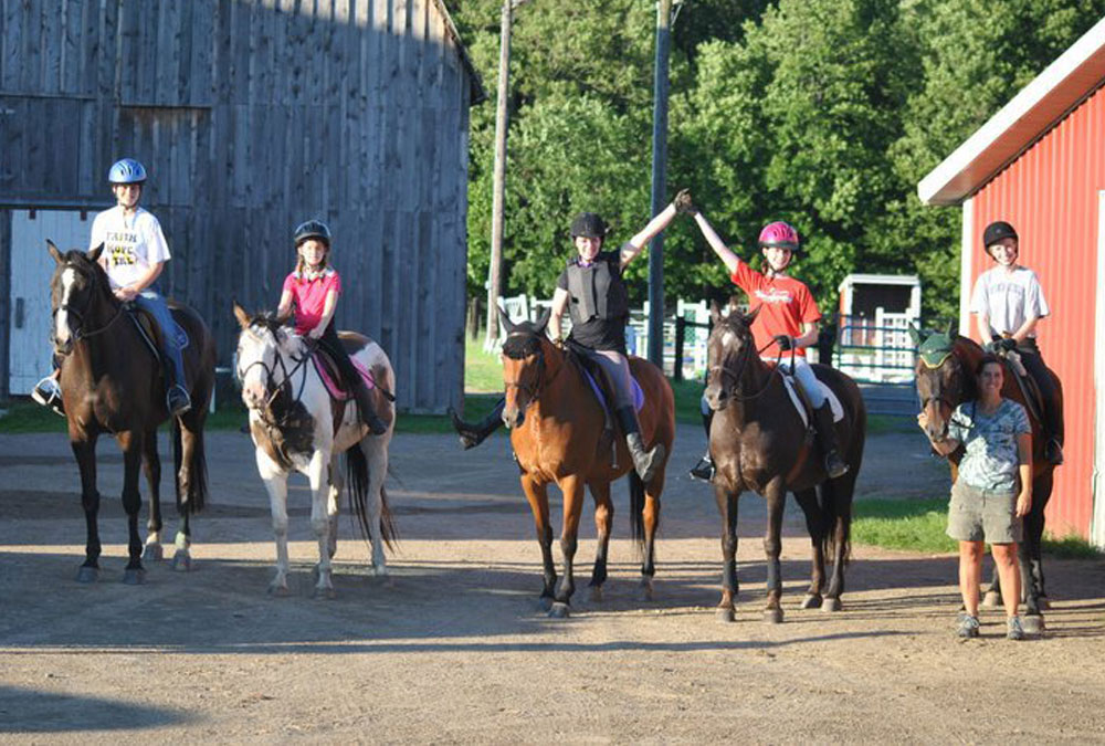 Summer Equestrian Camp – Houghton Summer Camps