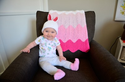 bunny hat small