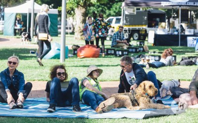 Inaugural Houndwave a howling success