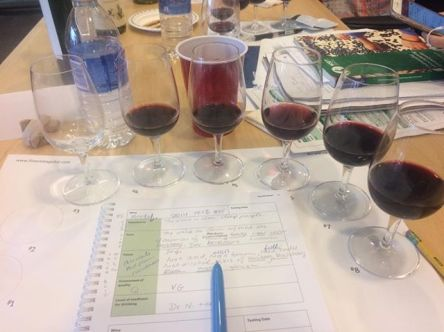 Hour 25 Virtual Solutions WSET Class