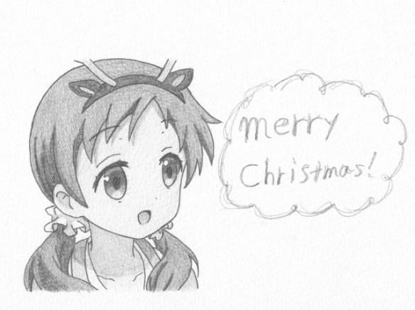 クリスマスメグ