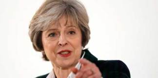 Theresa May Will Issue Terror Content Warning