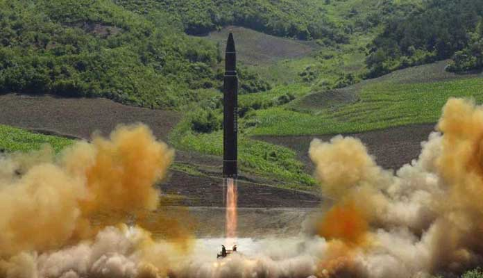 North Korean Nuclear Site May Implode