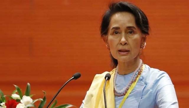 Aung San Suu Kyi Fails to Stop the Rohingya Muslim Crisis