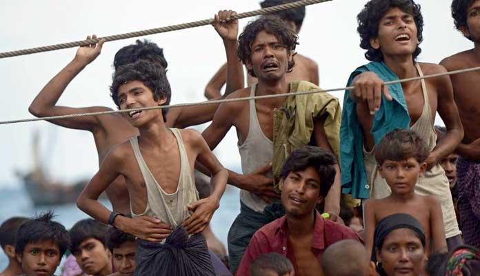 Rohingya Muslim Crisis Becomes Severe