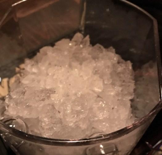 クラッシュアイス