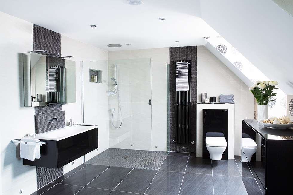 Image Result For Tile Ideas For Bathroom Walls