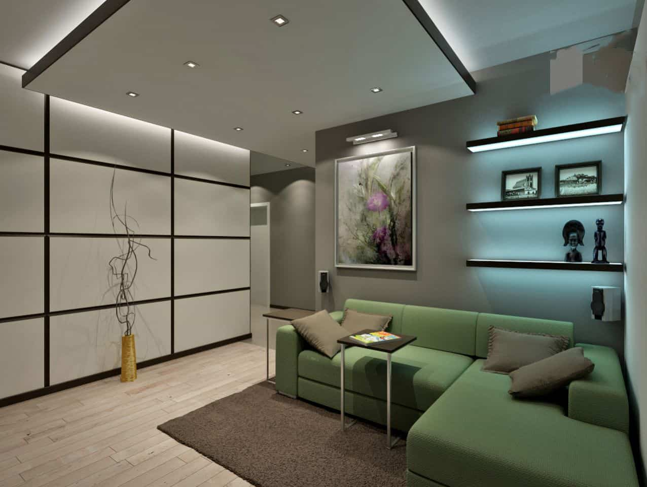 Living Room Ideas High Tech Living Room