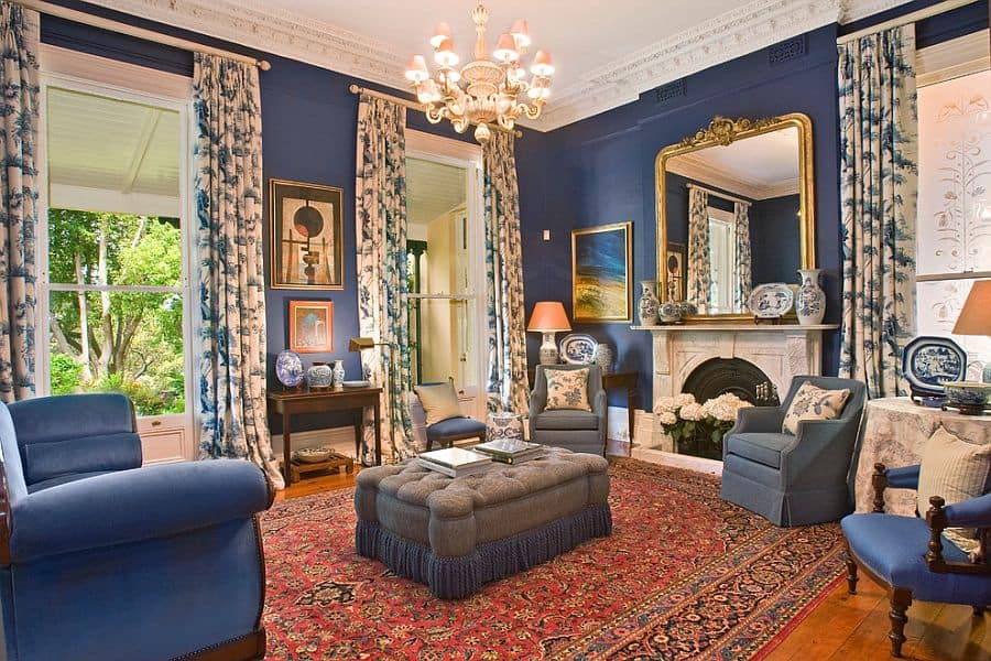 Color Decorating Ideas Living Rooms