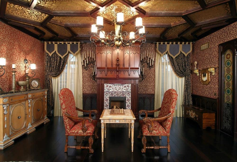 Internal Decoration House