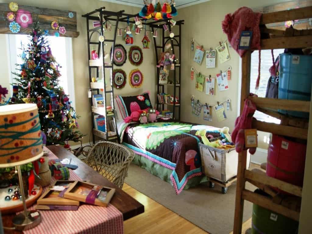 Interior Trends Hippie Bedroom Decor
