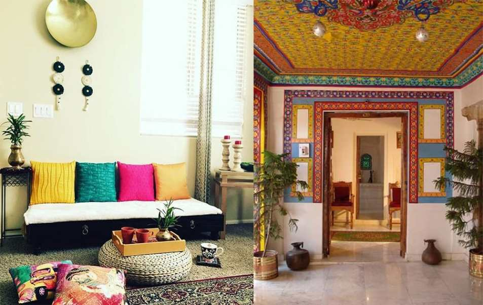 Indian Interior Design Tips And Photos Of Indian Home Deco