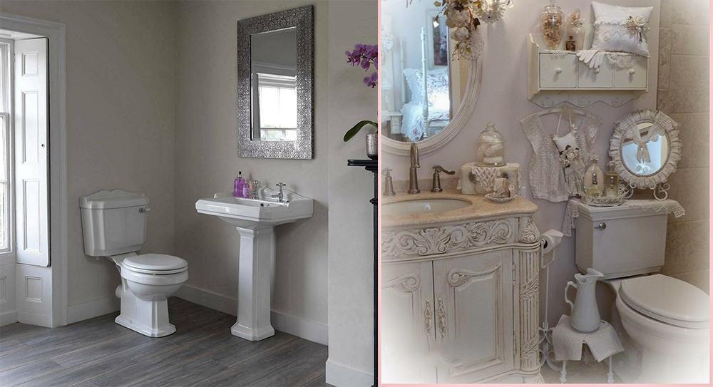 Bathroom Decor Ideas Dreamy Shabby Chic Bathroom For Your