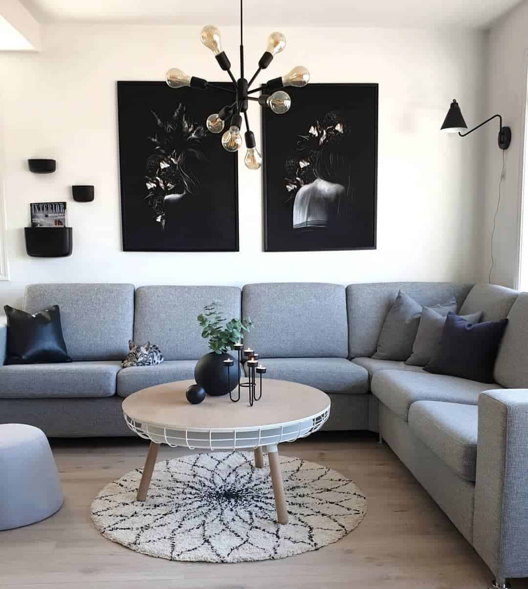 Top 4 Stylish Trends and Ideas For Living Room 2020 (40 ...