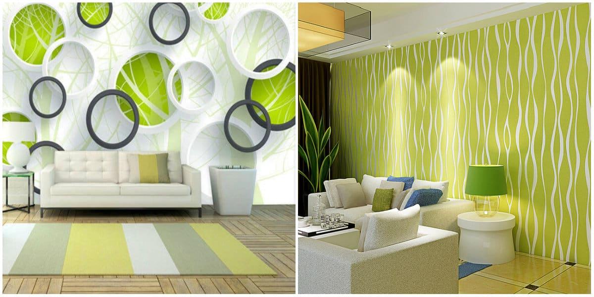 Wallpaper Design 2019: Modern Trends And Wallpaper Ideas 2019