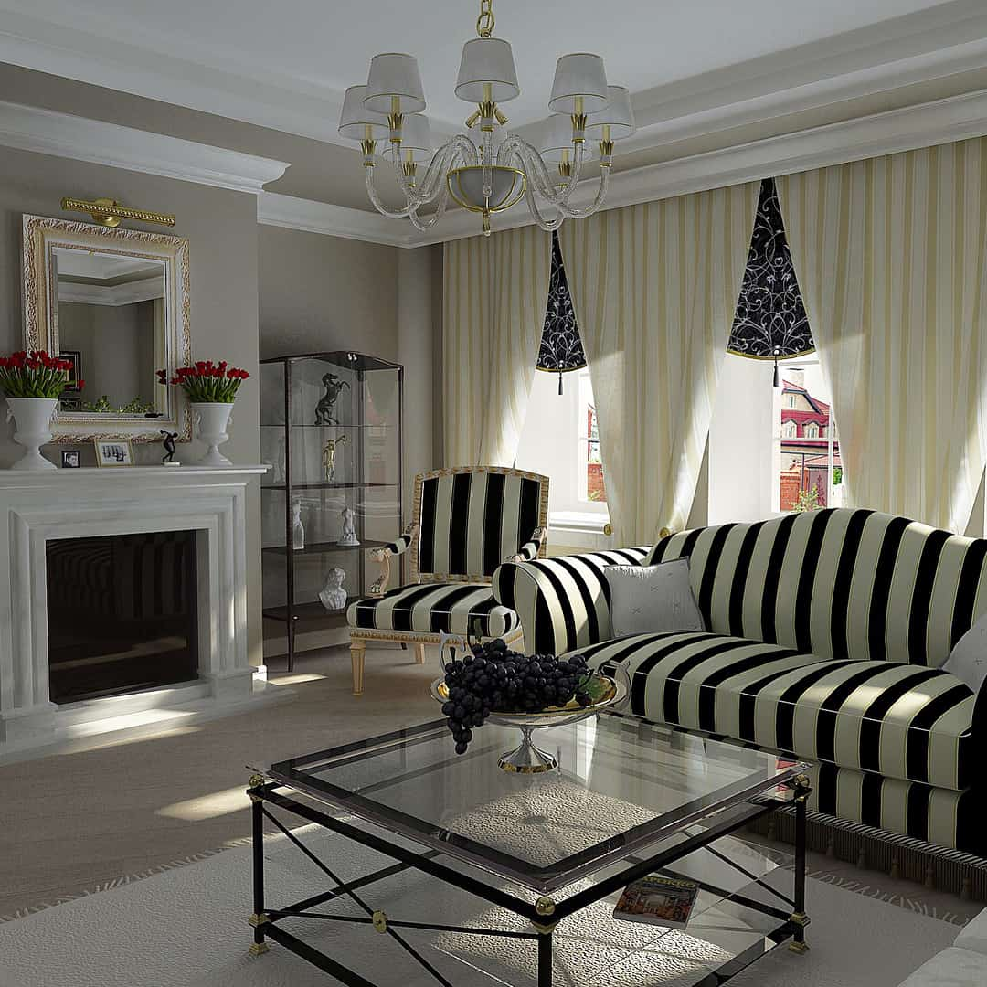 Living Room Design 2020: Trends And Interesting Ideas For ...