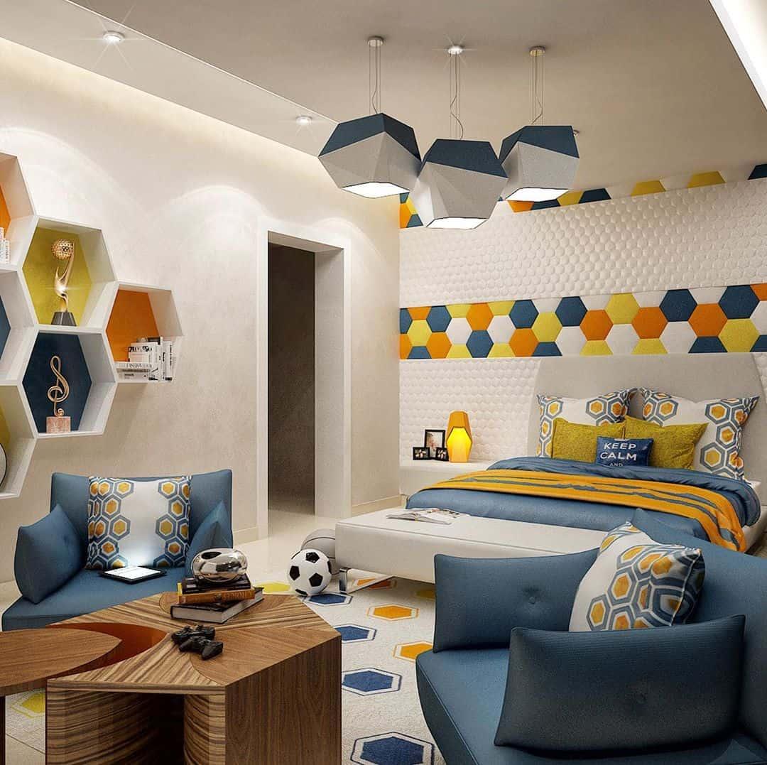 Wallpaper Design 2020: Modern Trends And Wallpaper Ideas ...