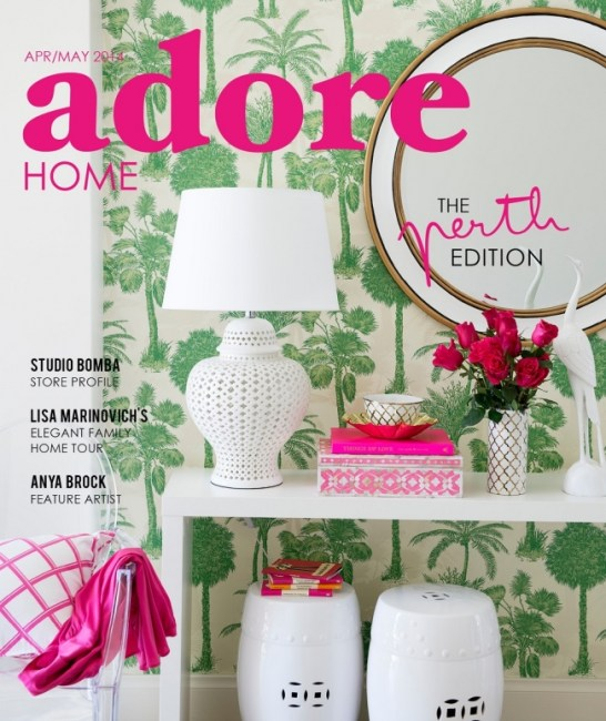 Adore Home, Blogloving: Maya Anderson, April/May 2014