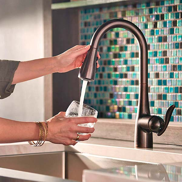 oil rubbed bronze kitchen faucets in 2021