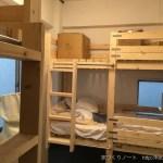 築40年超検済無しのビルのリノベーション〜ゲストハウスLittle Japan〜ビフォー・アフター<4階>