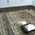 喜久井の家005 基礎工事