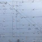 喜久井の家009 1階壁型枠工事&先行配管工事