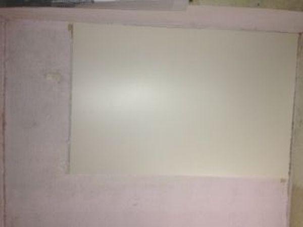 団地の風呂コンクリート壁をdiy発泡塩ビパネルと防水壁紙シートで大胆リフォーム