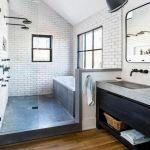 60 Stunning Farmhouse Bathroom Decor and Design Ideas (14)