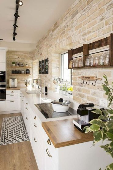 30 Awesome Wall Decoration Ideas for Kitchen (12)