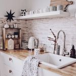 30 Awesome Wall Decoration Ideas For Kitchen (20)