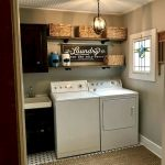 40 Cozy Laundry Room Design and Decor Ideas for Your Home (12)