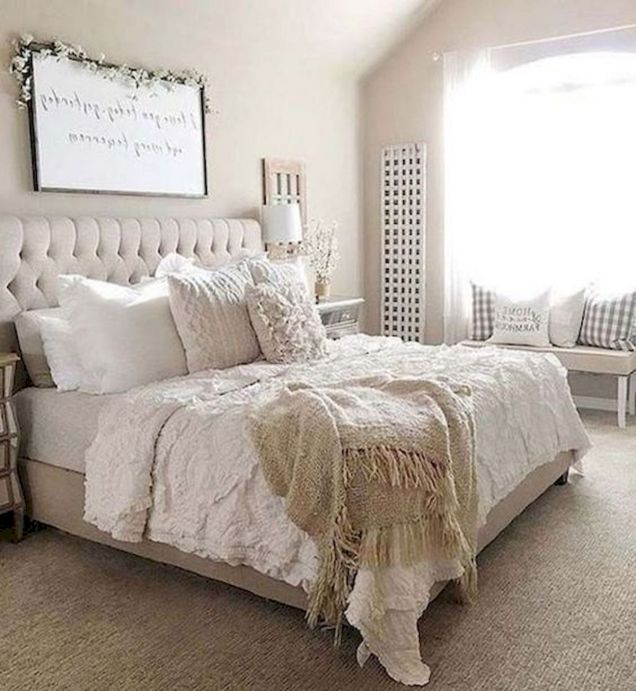 50 Awesome Wall Decor Ideas for bedroom (53)