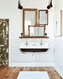 50 Awesome Wall Decoration Ideas for Bathroom (5)
