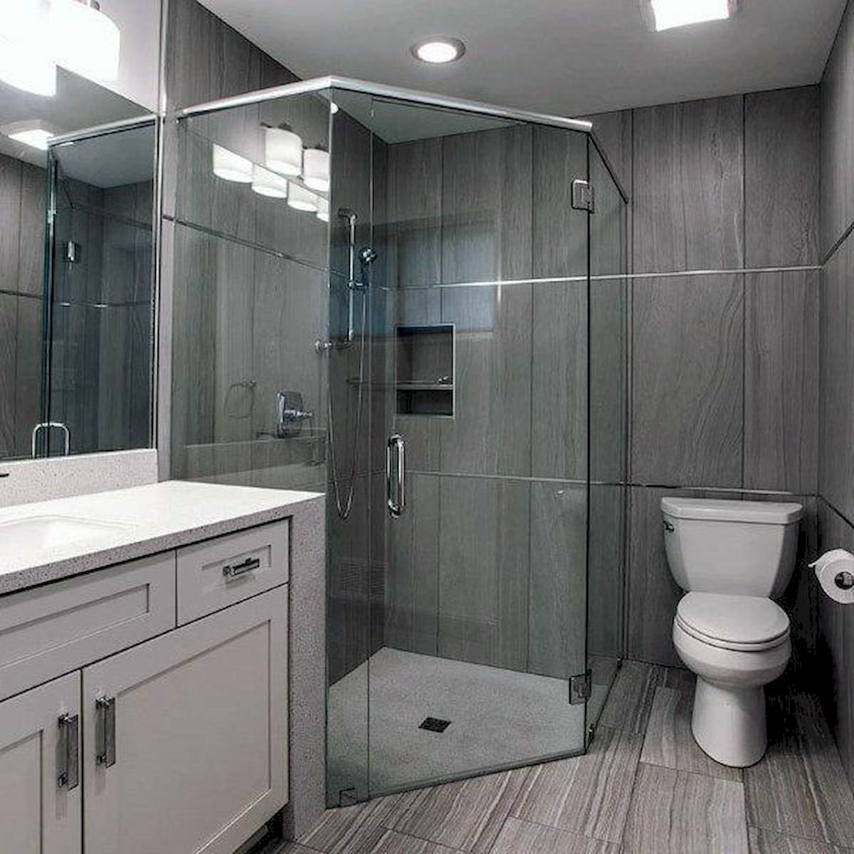 50 Cool Shower Design Ideas For Your Bathroom (3)