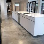 70 Smooth Concrete Floor Ideas for Interior Home (22)