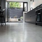 70 Smooth Concrete Floor Ideas for Interior Home (33)
