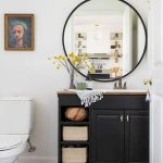 50 Brilliant Storage Design Ideas for Small Bathroom To Make It Look Spacious (12)