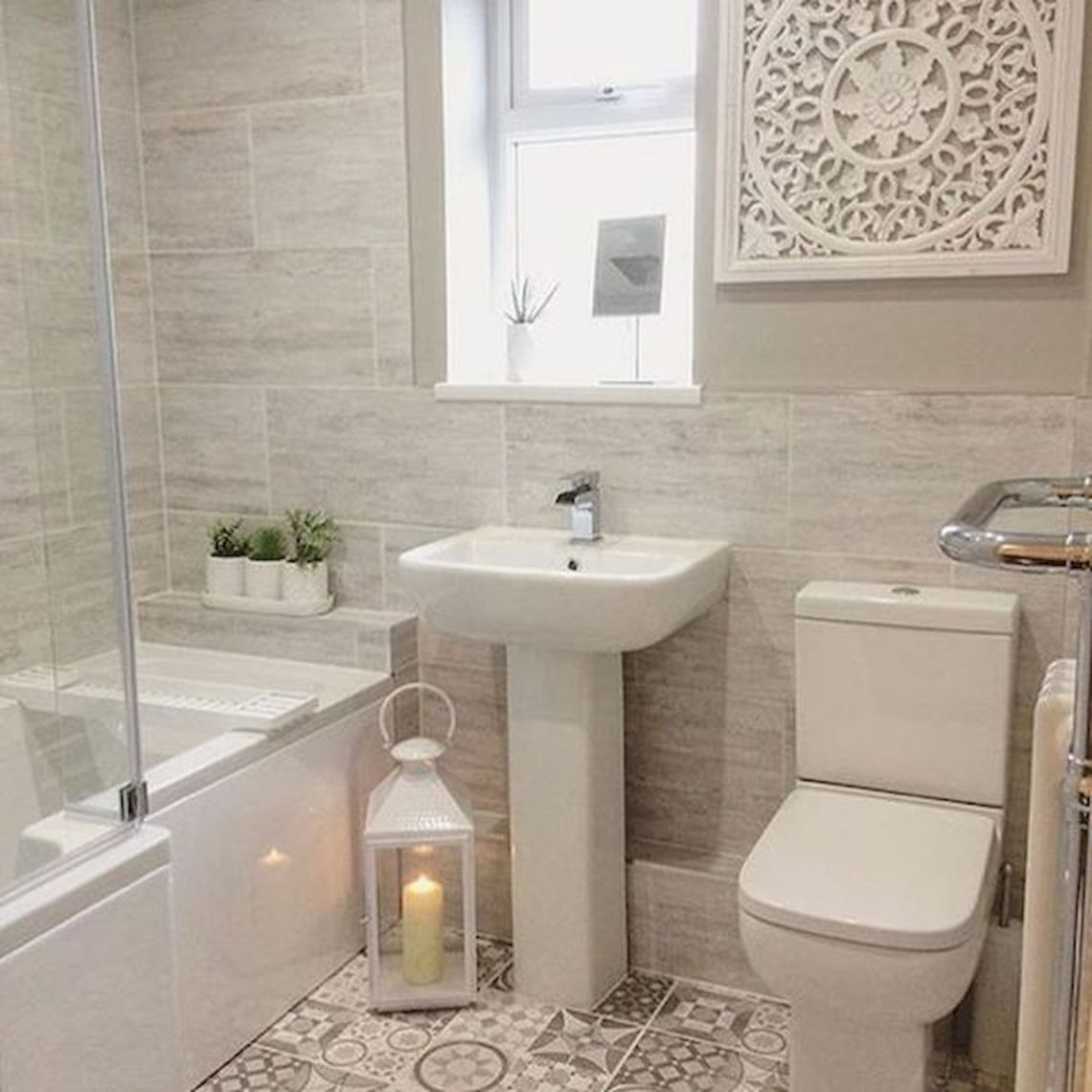 50 Cozy Bathroom Design Ideas for Small Space in Your Home ...