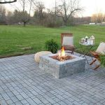 55 Awesome Backyard Fire Pit Ideas For Comfortable Relax (37)