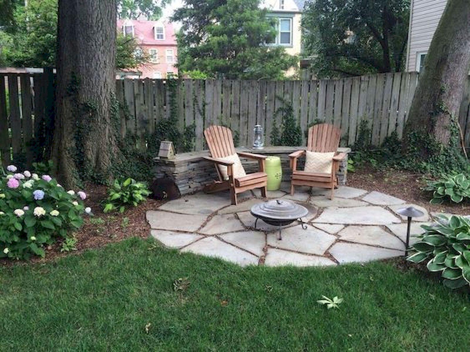 55 beautiful backyard patio ideas on a