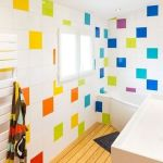 65 Gorgeous Colorful Bathroom Design and Remodel Ideas (26)