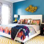 70 Awesome Colorful Bedroom Design Ideas and Remodel (40)