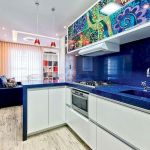 90 Amazing Kitchen Remodel and Decor Ideas With Colorful Design (11)