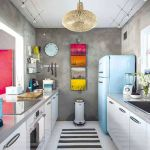 90 Amazing Kitchen Remodel and Decor Ideas With Colorful Design (3)