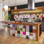 90 Amazing Kitchen Remodel and Decor Ideas With Colorful Design (50)