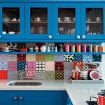 90 Amazing Kitchen Remodel and Decor Ideas With Colorful Design (63)