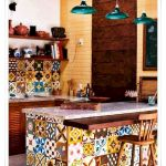 90 Amazing Kitchen Remodel and Decor Ideas With Colorful Design (66)