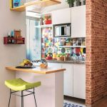 90 Amazing Kitchen Remodel and Decor Ideas With Colorful Design (89)