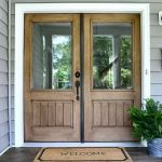 90 Awesome Front Door Colors and Design Ideas (44)
