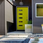 90 Awesome Front Door Colors and Design Ideas (8)